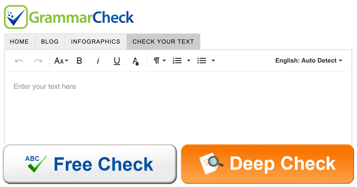 Essay Grammar And Spelling Checker