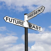 Past, Present, Future tenses