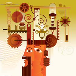 writing engineers illustration
