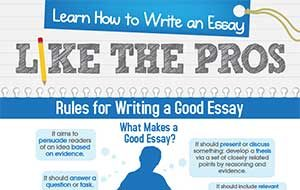 Reflective Essay Titles How To Write An Essay Like The Pros Infographic National Integration Essay also Argument Analysis Essay Review  Sites That Check For Plagiarism Abstract Topics For Essay