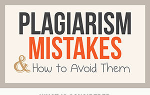 Review  Sites That Check For Plagiarism Plagiarism Mistakes  How To Avoid Them Infographic Best Place To Buy Book Reports Online also Thesis Support Essay  Compare And Contrast Essay High School Vs College